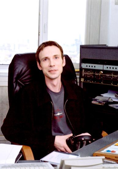 дмитрий лебедев фото русское радио